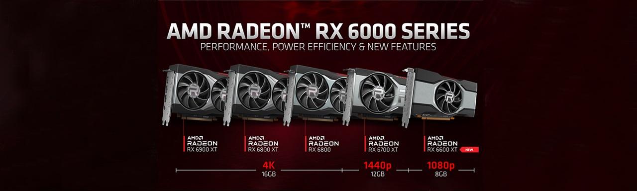 AMD Radeon RX 6600XT Çıkış Tarihi Ve Fiyatı