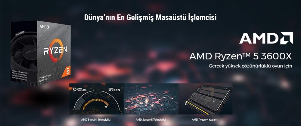 AMD R5 3600X