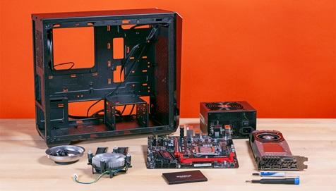 Yeni Bir Bilgisayar Toplamak Ne Kadar Zor?