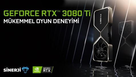Nvidia RTX 3080 Ti ve RTX 3070 Ti