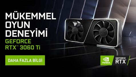 NVIDIA GeForce RTX 3060 Ti Özellikleri