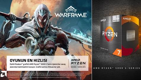 AMD 5. Nesil APU İşlemciler