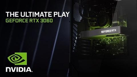 Nvidia RTX 3060 özellikleri