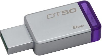 Kingston 8GB DT 50 USB 3.1 DT50/8GB USB Bellek