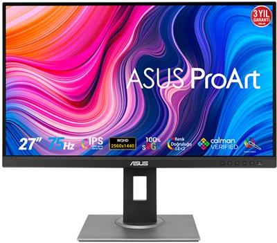 """En ucuz Asus 27"""" PA278QV 5ms 75hz HDMI,DisplayPort 2K Monitör Fiyatı"""