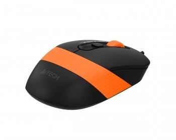 En ucuz A4 Tech FM10 Turuncu  USB Mouse Fiyatı