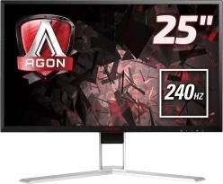 """En ucuz Aoc 25"""" AG251FZ Agon 1ms 240hz D-Sub,DVI-D,HDMI FreeSync Gaming Monitör Fiyatı"""