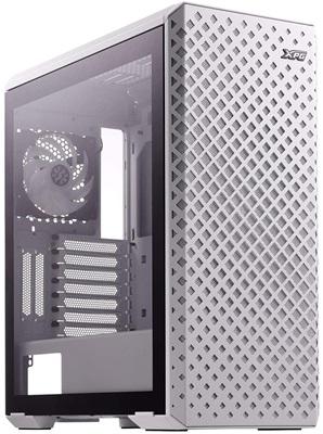 XPG Defender Pro Tempered Glass ARGB Beyaz USB 3.0 E-ATX Mid Tower Kasa
