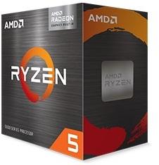 AMD Ryzen 5 5600G 3.90 Ghz 6 Çekirdek 19MB AM4 7nm İşlemci