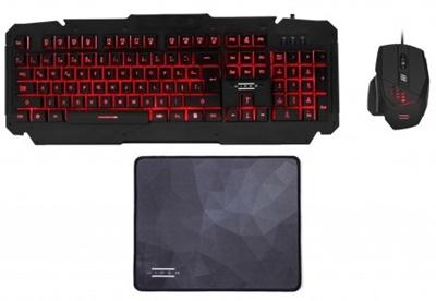 En ucuz Hiper Dark Vane V10 Gaming Klavye + Mouse + MousePad Set   Fiyatı