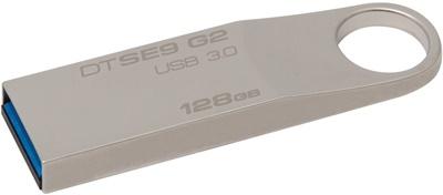 Kingston 128GB DT SE9 G2 USB 3.0 DTSE9G2/128GB USB Bellek