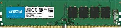 Crucial 4GB  2666mhz CL19 DDR4  Ram (CT4G4DFS8266)