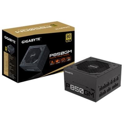 Gigabyte 850W P850GM 80+ Gold Tam Modüler Güç Kaynağı
