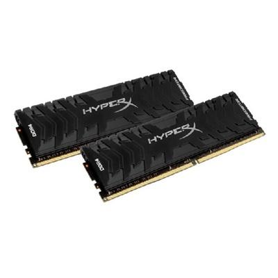 Kingston 16GB(2x8) Predator Siyah 3000mhz CL15 DDR4  Ram (HX430C15PB3K2/16)