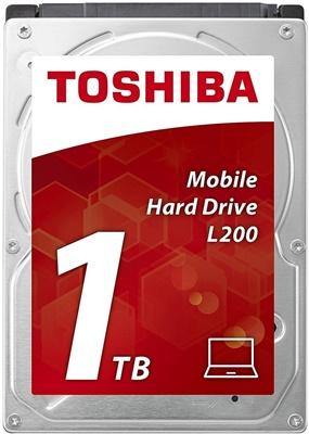Toshiba 1TB L200 8MB 5400rpm (HDWJ110UZSVA) Notebook Disk