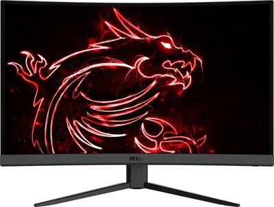 "En ucuz MSI 27"" OPTIX G27C4 1ms 165hz HDMI,DisplayPort FreeSync Curved Gaming Monitör Fiyatı"