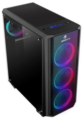 GameBooster JBST-GBG3030B Tempered Glass RGB USB 3.0 ATX Mid Tower Kasa