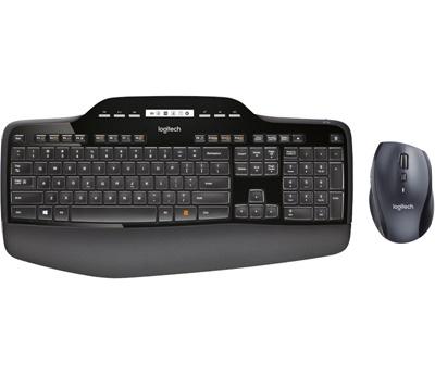 Logitech MK710 Türkçe Q  Kablosuz Klavye + Mouse Set