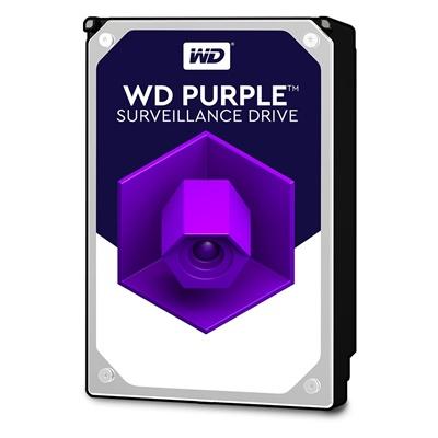 WD 4TB Purple 64MB 5400rpm (WD40PURZ) Güvenlik Diski