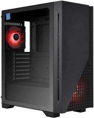 Thermaltake H330 650W Kırmızı Led Tempered Glass USB 3.0 ATX Mid Tower Kasa