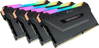 Corsair 64GB(4x16) Vengeance RGB Pro 3600mhz CL18 DDR4  Ram (CMW64GX4M4D3600C18)