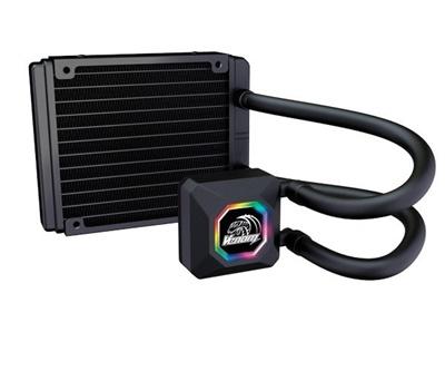 Akasa Venom R10 RGB 120 mm Intel-AMD Uyumlu Sıvı Soğutucu