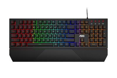 Aoc GK200 RGB Mekanik Hisli RGB Gaming Klavye