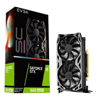 EVGA GeForce GTX 1660 Super SC Ultra Gaming 6GB GDDR6 192 Bit Ekran Kartı