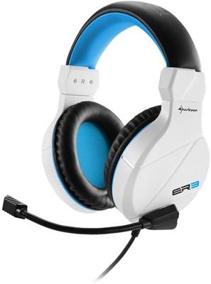 Sharkoon Rush ER3  Beyaz Gaming Kulaklık