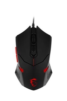 MSI Interceptor DS B1 Siyah Optik Gaming Mouse