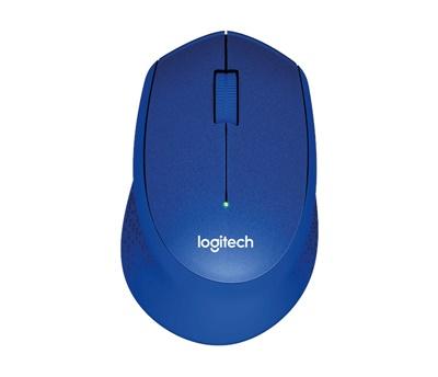 En ucuz Logitech M330 Mavi Silent Plus Kablosuz Mouse (910-004910) Fiyatı