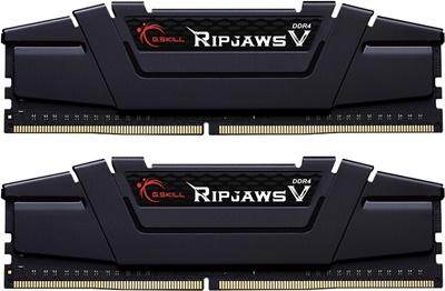 G.Skill 32GB(2x16) Ripjaws V 3600mhz CL18 DDR4  Ram (F4-3600C18D-32GVK)