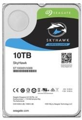 Seagate 10TB Skyhawk 256MB 7200rpm (ST10000VX0008) Harddisk