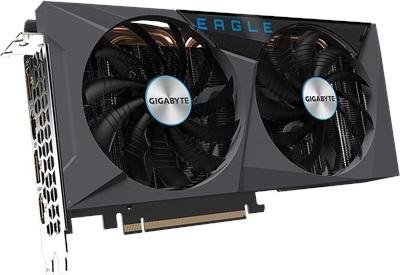 Gigabyte GeForce RTX 3060 Ti Eagle 8GB GDDR6 256 Bit Ekran Kartı