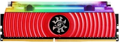 XPG 32GB(2x16) Spectrix D80 RGB Liquid Cooling Kırmızı 3200MHz CL16 DDR4  Ram (AX4U3200316G16DR80)
