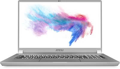 MSI Creator 17 A10SE-272TR i7-10875H 32GB 512GB SSD 6GB RTX2060 17.3 Windows 10 Notebook