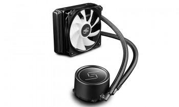 En ucuz Deep Cool Gammaxx L120 RGB 120mm Intel-AMD Uyumlu Sıvı Soğutucu  Fiyatı
