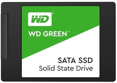 En ucuz WD 1TB Green Okuma 545MB SATA SSD (WDS100T2G0A) Fiyatı