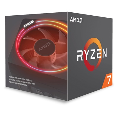 En ucuz AMD Ryzen 7 2700X 3.70 Ghz 8 Çekirdek 20MB AM4 12nm İşlemci Fiyatı