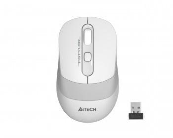 En ucuz A4 Tech FG10 Beyaz  Kablosuz Mouse Fiyatı