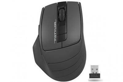 En ucuz A4 Tech FG30 Gri Kablosuz Mouse   Fiyatı