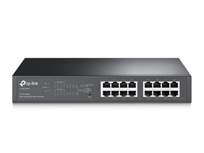 Tp-Link TL-SG1016PE 8 Port Gigabit Yönetilemez Switch