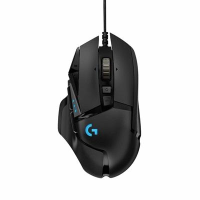 Logitech G502 Hero RGB Optik Gaming Mouse