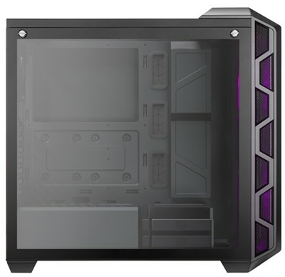 Cooler Master H500 Temperli Cam Panel