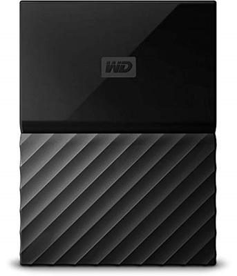 WD 2TB My Passport Siyah USB 3.0 2,5 (WDBS4B0020BBK-WESN) Taşınabilir Disk