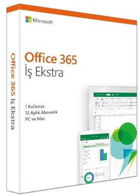 Microsoft Office 365 Business Premium Türkçe Kutu 1 Yıl Ofis Yazılımı