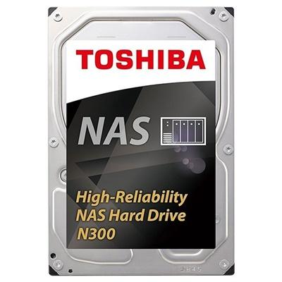 Toshiba 4TB N300 128MB 7200rpm (HDWQ140UZSVA) NAS Diski