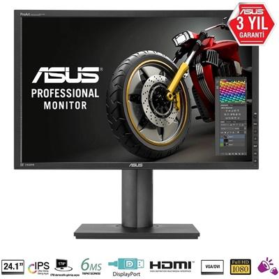 """En ucuz Asus 24,1"""" PA248Q 6ms 60hz HDMI,D-Sub,DPPort IPS Monitör Fiyatı"""