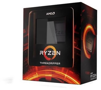 AMD Ryzen Threadripper 3960X 3.80 GHz 24 Çekirdek 128MB sTRX4 7nm İşlemci