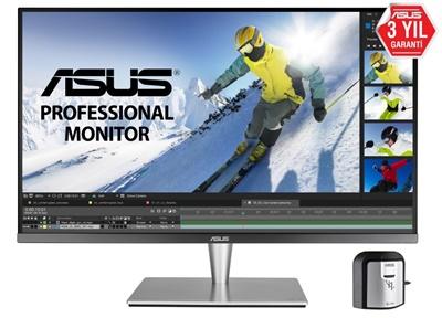 "En ucuz Asus 32"" PA32UC-K 5ms 60hz HDMI,DPPort,Thunderbolt 4K IPS Monitör Fiyatı"